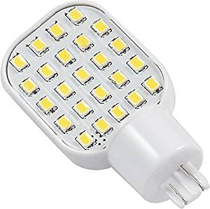 Gold Stars 92111805 Natural White Replacement LED Bulb (921 Base 250 LUM 12 or 24v)