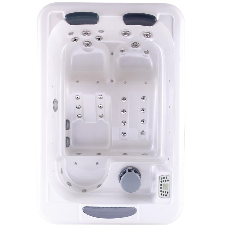 Spa 291 Small Spa 2 Person Indoor Spa Baths 2 Lounge Mini