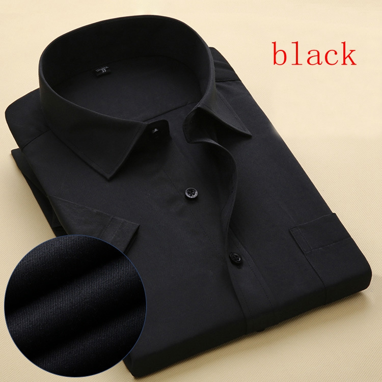 office wear long sleeves top quality silk linen turn down collar slim fit business mans shirts
