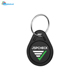 Wholesales Custom plastic pvc ABS mango rfid NFC key tags / fobs with chip for access control system