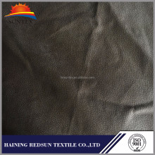 Embossed stretch velvet fabric, for fashion garments,home textile