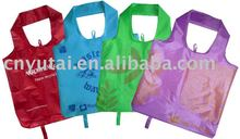 promotional cheap folding shopping bag(TGB-F5)