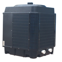 Alto AS-H170 series 50kw/h swimming pool heat pump use for heating spa