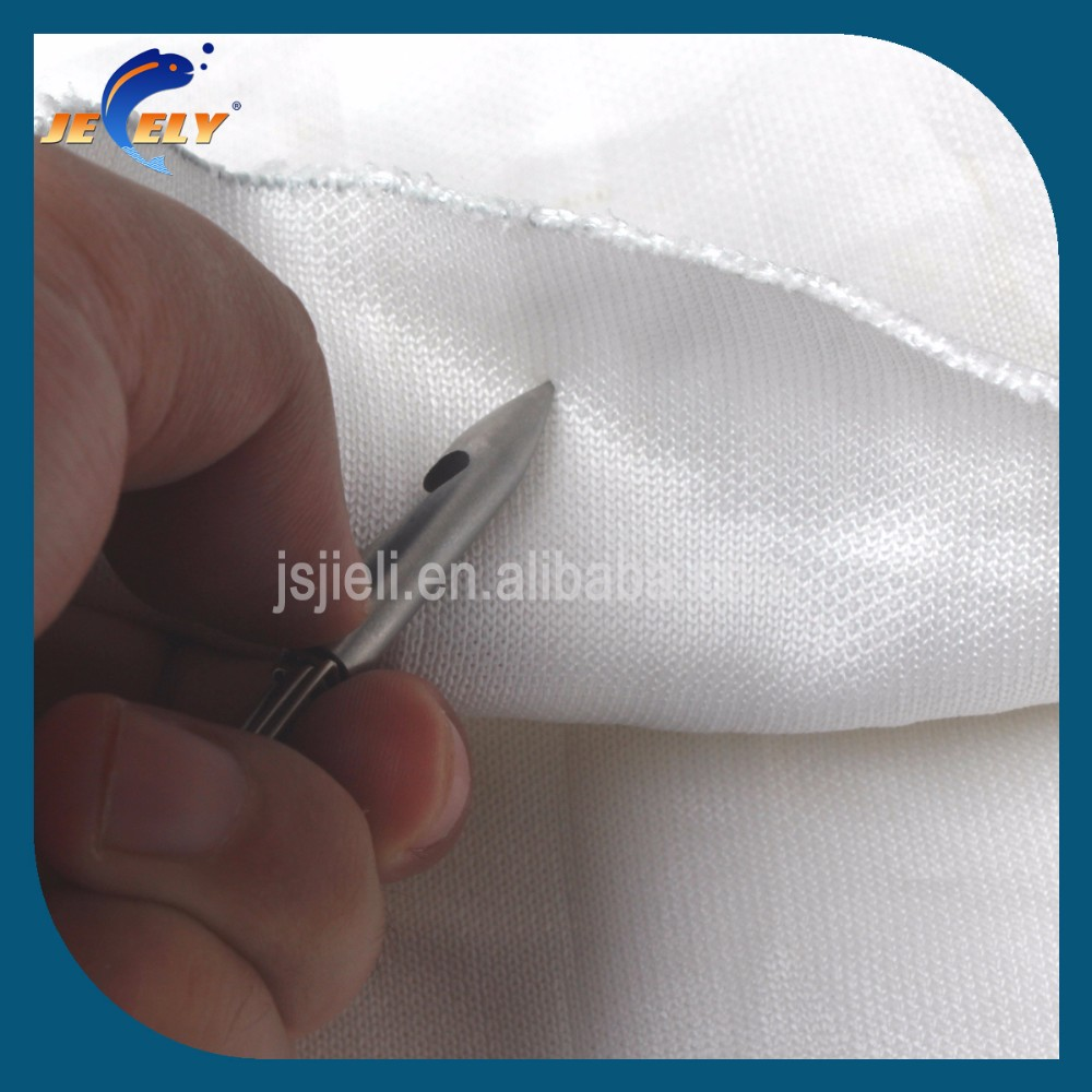 100% 660gsm 200D&400D UHMWPE Fiber Filament Yarn Composite Puncture and Tear Resistant Woven Fabric For Dog Beds