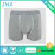Men plain style boxer shorts with your own logo underwear