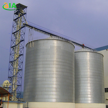 Chinese High Quality Professional Coffee Bean Grain Silos for Concrete
