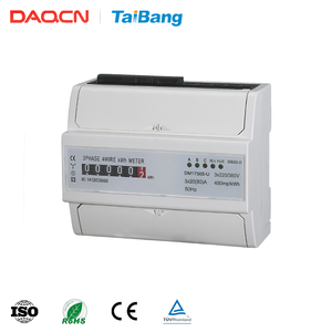 DAQCN Direct Connection 4 Wire 3 Phase Seven Modbus Energy Meter DM1750S