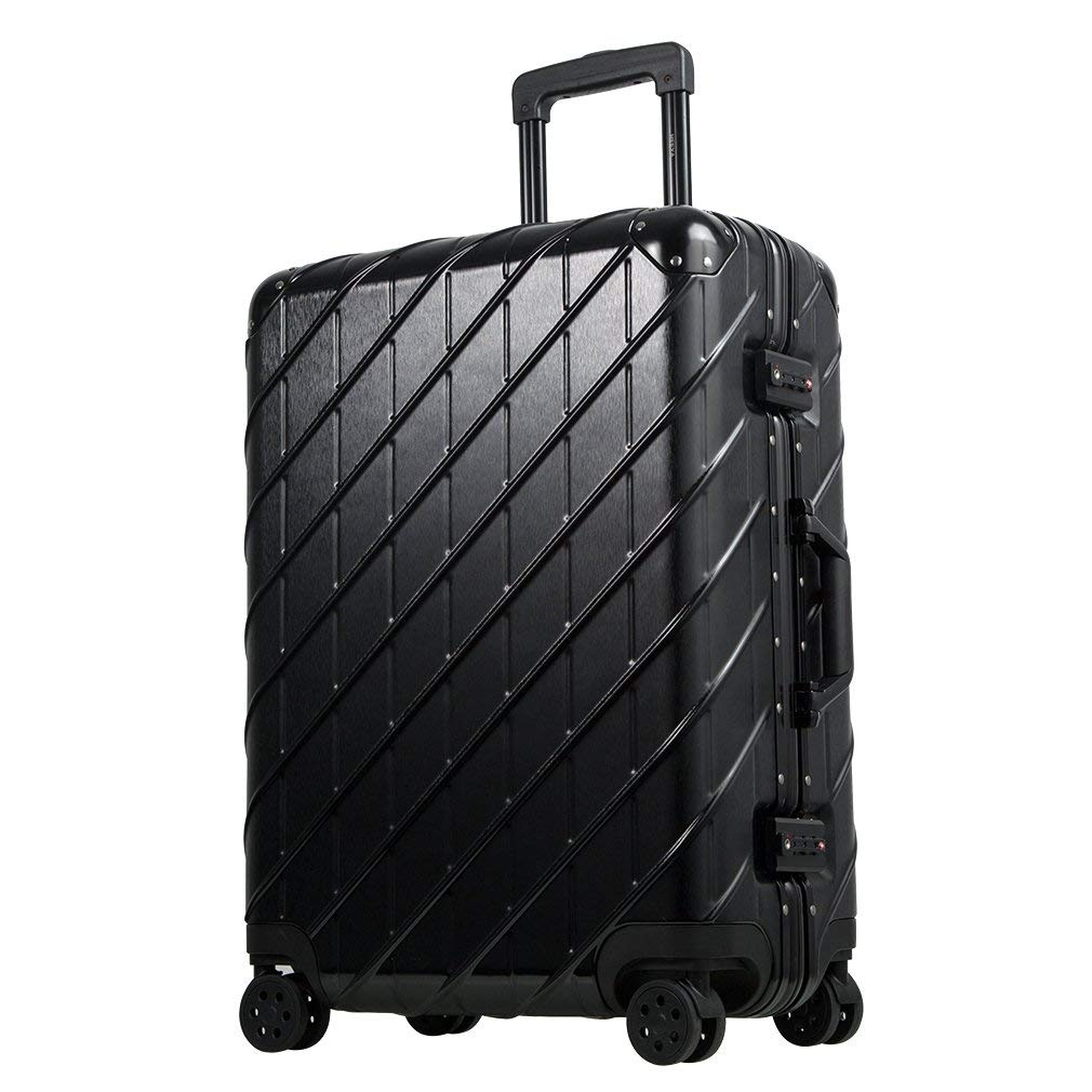 51afe0ef2 Hardside Lightweight Spinner Luggage Travel Carry-on Expandable Trolley  Suitcase (24-inch,