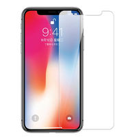 Latest Products for iPhone X Tempered Glass with Screen Protector Mobile Phone Accessory