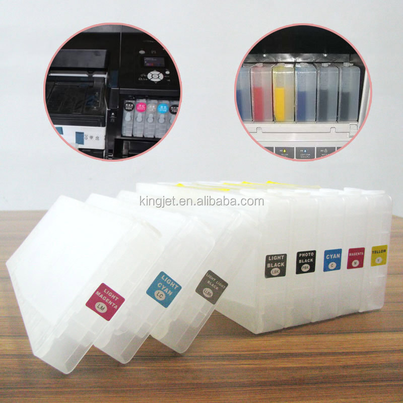 best selling products ink cartridge for Epson Stylus Pro 7800 9800 printer