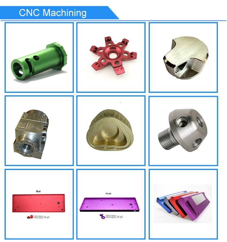 Custom fabrication services OEM metal stamping parts cnc precision electronics parts components with free sample