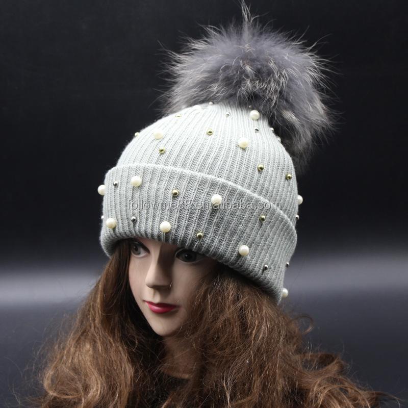 Black Beanie Women s Hat Cat Ear beanie hat Crochet Braided Knit Caps 74e1301df49f