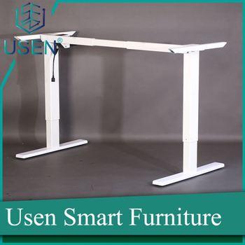 Motorized adjustable height table legs buy motorized for Motorized standing desk legs