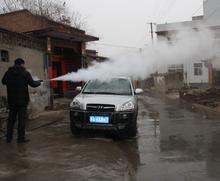 2015 CE diesel engine type 30bar steam car washing machine, car washing