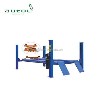 Four Post Lift >> 440d Alignment Four Post Lift Auto Car Lift Used Four Post Car Parking Lifter View 440d Alignment Four Post Lift Autol Product Details From