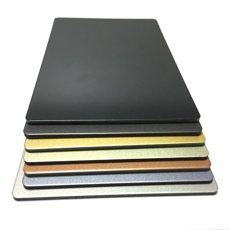 Высококачественная облицовка стен Acp алюминиевая композитная панель толщиной 4 мм Acp