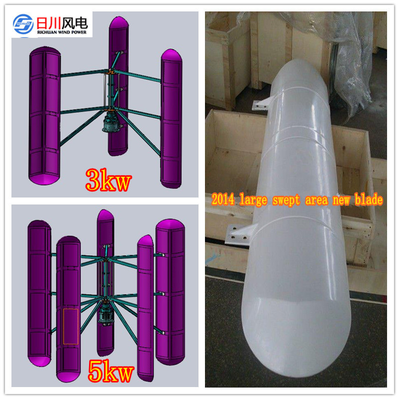2014 new rotor permanent magnet ,magnetic motor free energy to vertical wind generator 3kw,5kw