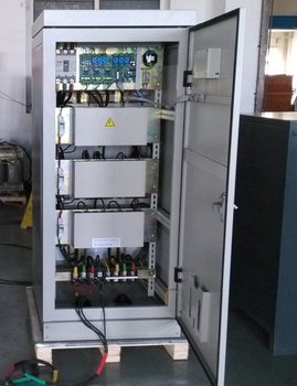 three phase thyristor voltage stabilizer 150kva