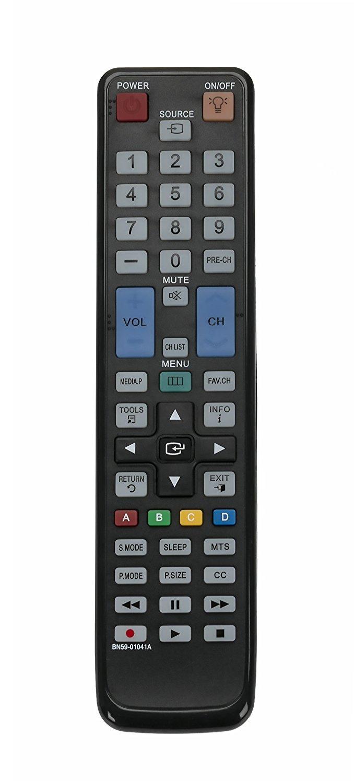 HQRP AC Power Cord fits Samsung LN40A450C1DXZA LN40A450C1DXZC LN40A500T1FXZA LN40A530P1FXZA LN40A530P1FXZC LN40A540P2FXZA LN40A550P3FXZA LN40A650A1FXZA HDTV TV LCD LED Plasma Mains Cable