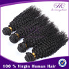 Wholesale Beauty Human Hair Product Distributors 6 PIeces Lots Virgin Kinky Curly Hair