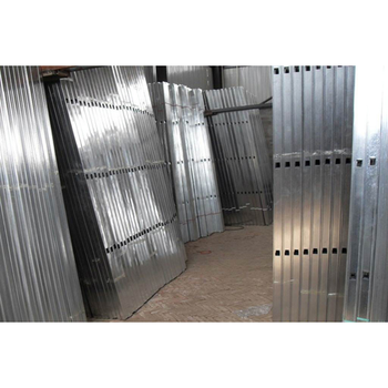 Strut Hot Rolled T and U Type Different Supply Metal Steel Channel