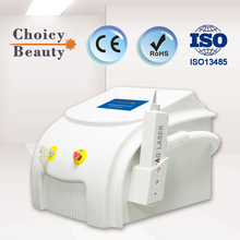 New touch screen tattoo removal machine Q switch Nd Yag laser 800W