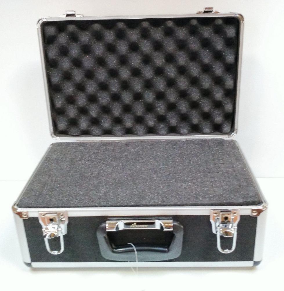 photo camera video equipment padded hard gun case buy hard shell camera case aluminum tool. Black Bedroom Furniture Sets. Home Design Ideas