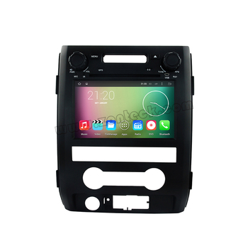 Zonteck ZK-7733A for 2012 2013 Ford F150 Android 4.4 Auto radio Player 16GB