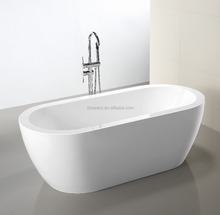 Sunzoom indoor double slipper bathtub with faucets #EGG TRADITION