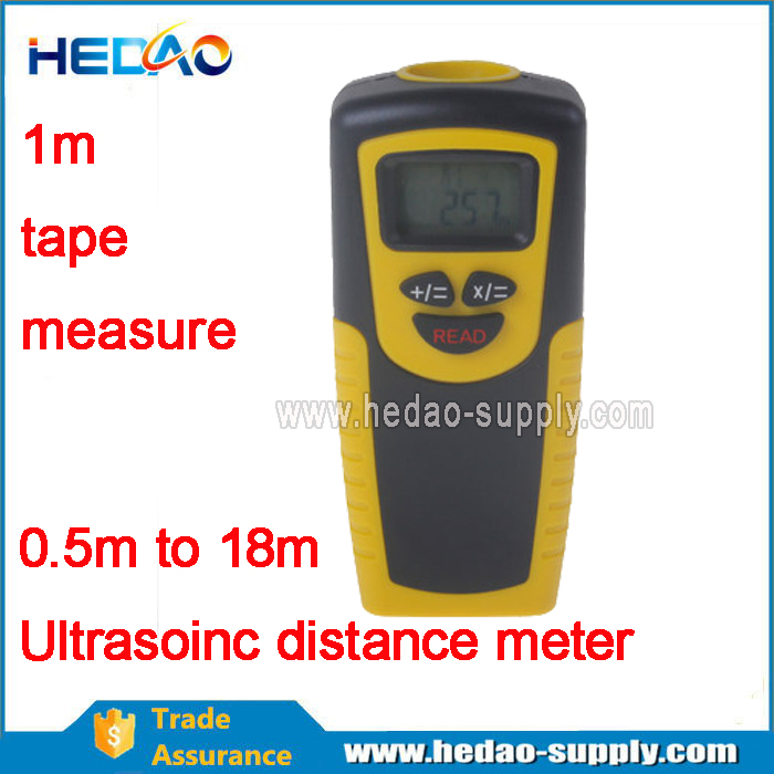 Factory offer cheapest portable ultrasonic distance meter