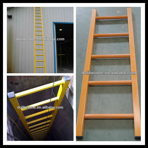 2014 New design low price safe frp ladder rung