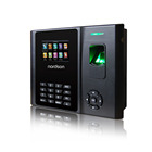 TCP/IP USB-host reader RFID Card Code Fingerprint Time Attendance Record Machine Access Control System