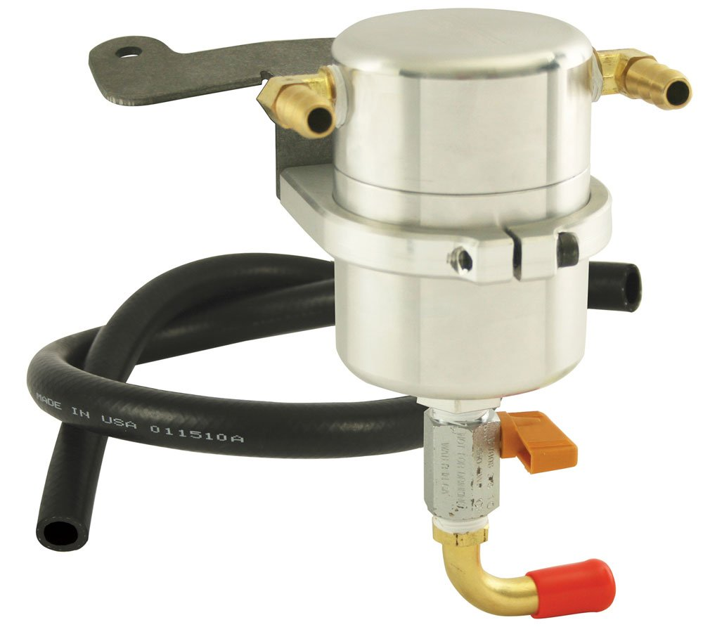 Moroso 85477 Air/Oil Separator for Mustang