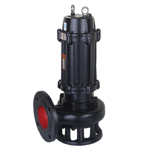 large industrial centrifugal water pumps 100m3/h electric submersible sewage pump
