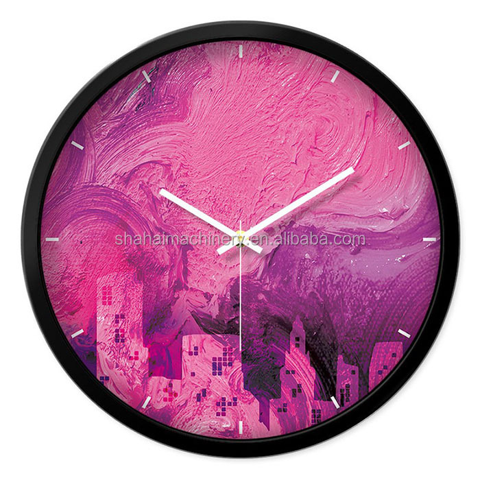 Canvas Painting Wall Clock, Canvas Painting Wall Clock Suppliers and ...