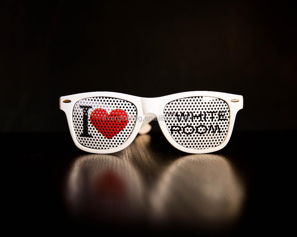soins oculaires en plastique lunettes avec petit trous toute vente 2017 autres cadeaux. Black Bedroom Furniture Sets. Home Design Ideas