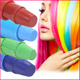 2015 Hot selling private label magic hair pastel chalk with coloring Hot Temporary Hair Chalk Dye Soft Pastel DIY