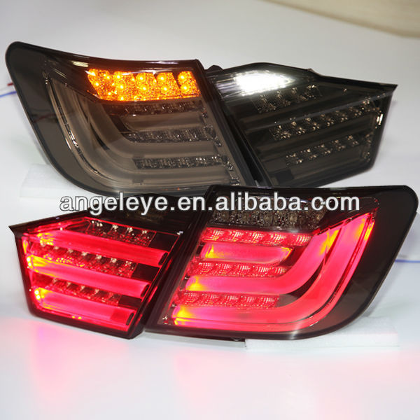 2012-13 year Camry Aurion LED Tail Lamp Smoke Black Color V2