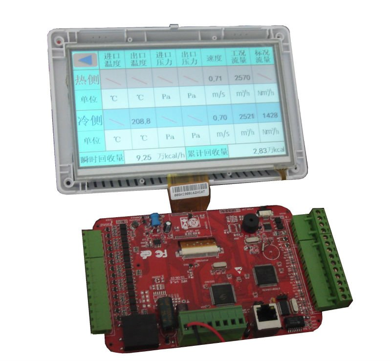 Industrielle anwendung controller board display 7 zoll lg tft lcd modul