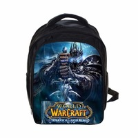 13 inch 2017 high quality game new picture school bags for kids