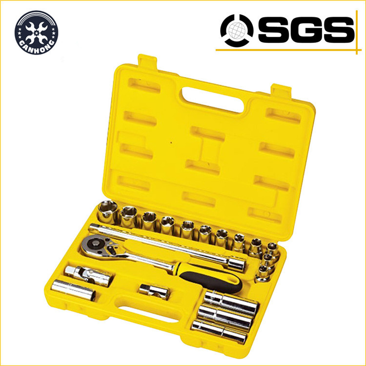 Sockets Tools 3/4 Deep Impact Socket 78mm Length Cr-mo Steel Air Sockets Wrench Head Nut Socket Pneumatic Wrench Head