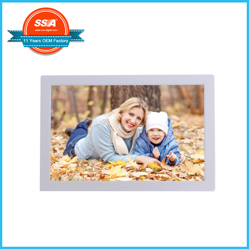 Solar Powered Digital Picture Frame, Solar Powered Digital Picture ...