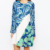 OEM service high end Spring long sleeve printed European women casual clothing