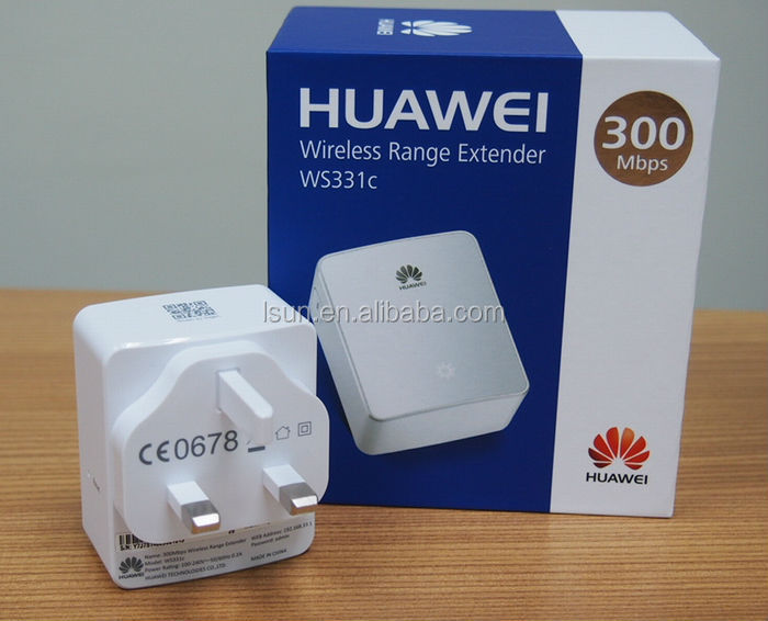 Huawei WS331 mini 300Mbps Wireless wifi Range Extender wifi booster brand new and unlocked wifi extender