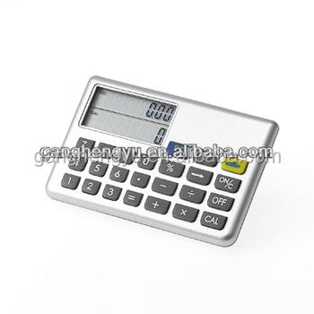 Currency calculator pocket,foreign money holder,vinyl money.