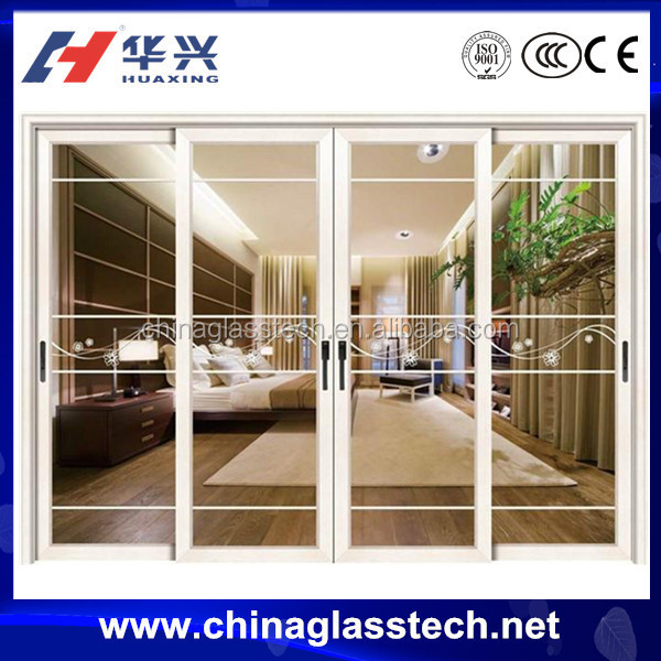 Sliding opening high quality customzied size pvc doors and windows