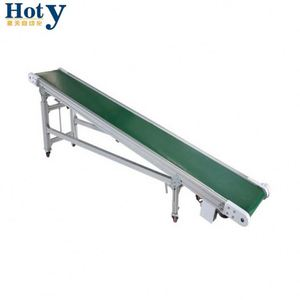 Widely Used Flat Belt Mini Conveyor