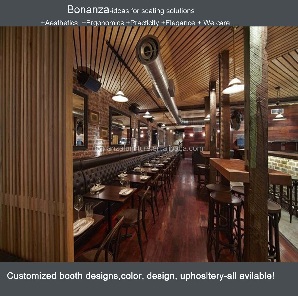 Modern Design Restaurant Booth Wholesale, Booth Suppliers - Alibaba