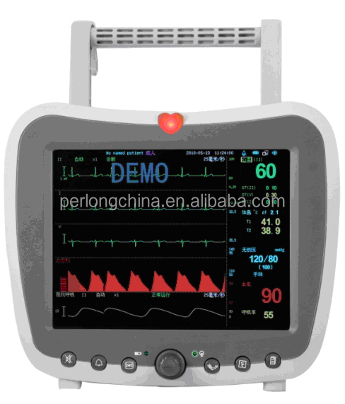 PDJ-3000H Infant/Emergency Transportable Patient Monitor