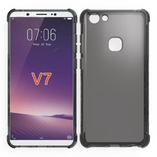 Phone Mobile Accessories Back Shell Cover TPU Case for vivo v7 Silicone Ultra Thin case